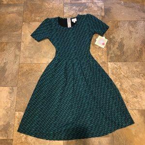 Lularoe Amelia Dress NWT Size Xxs